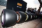 Pirelli оголошує вибір гуми на перші гонки Ф1 2017 року