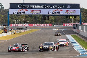 Asian Le Mans Preview Back to the warmth for round three of the Asian Le Mans Series