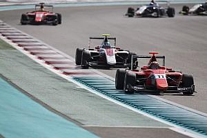 GP3 Nieuws DRS in de GP3 is er voor de rijders, niet voor de show