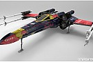Galeria: Red Bull e Ferrari como naves de Star Wars