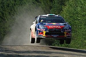 WRC Interview Citroen leaves door open to future Ogier reunion