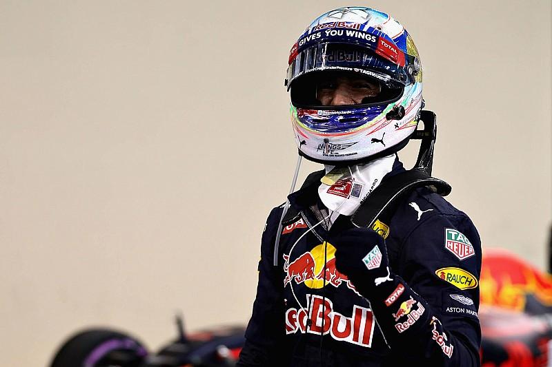 Ir a Mercedes era tentador, pero Red Bull es el futuro, dice Ricciardo