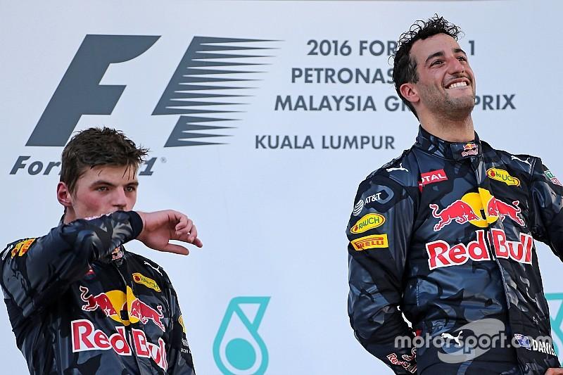 """Ricciardo: """"La repercusión de Verstappen puede ser buena para mí"""""""