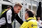 Hulkenberg: Renault ainda estará em construção em 2017