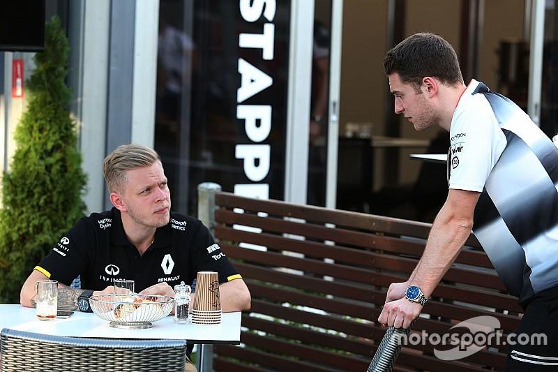 Магнуссен: Вандорну пощастило з часом підвищення у McLaren