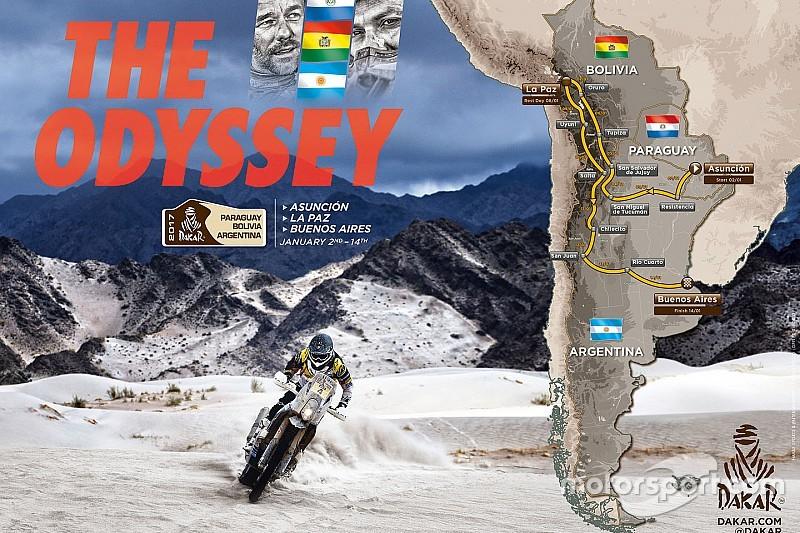 Overzicht: Deze helden vertegenwoordigen de Benelux in de Dakar Rally