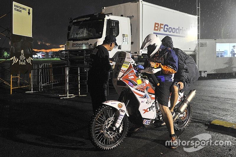 El Dakar introduce un plan B en cuatro etapas para motos y quads