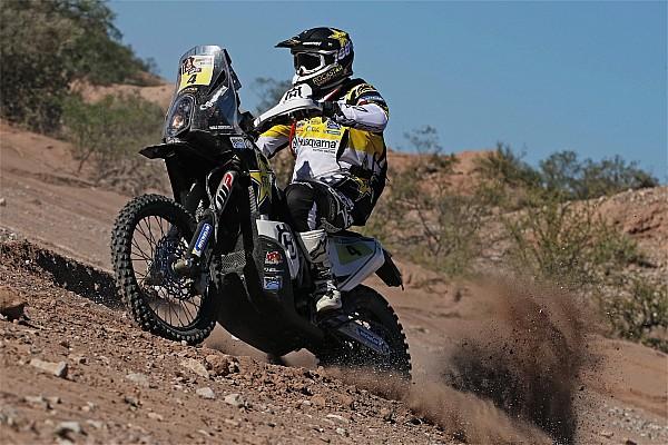 Sanción lleva a Pedrero a la primera victoria del Dakar 2017