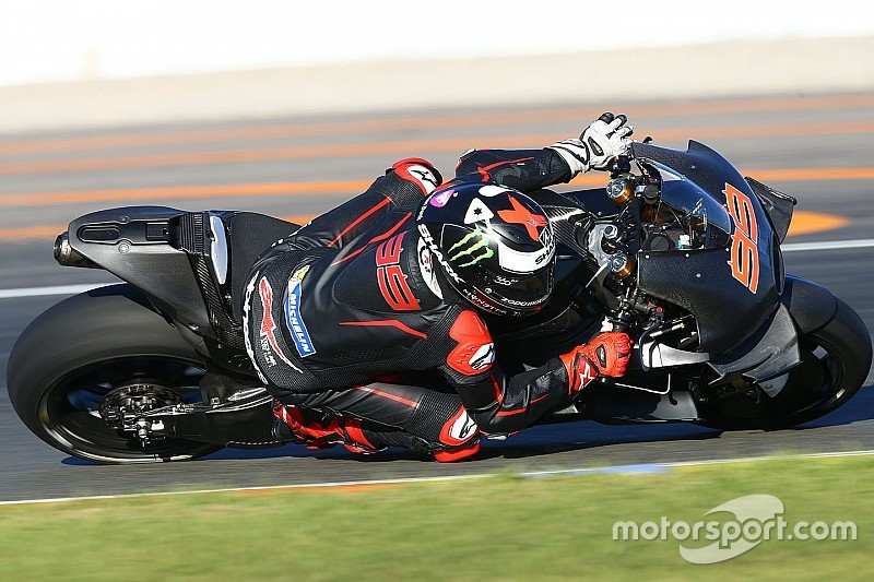 【MotoGP】ロレンソ「ドゥカティでも自分のスタイルは変えない」