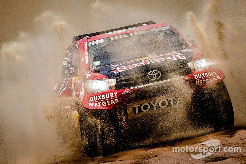 Reli Dakar 2017 sajikan tantangan lebih besar