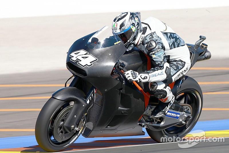 Espargaro tegaskan KTM siap unjuk gigi