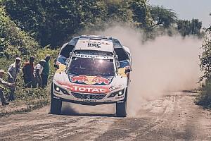 Dakar ステージレポート 【ダカール】4日目:ローブが後退。デスプレが総合トップに浮上