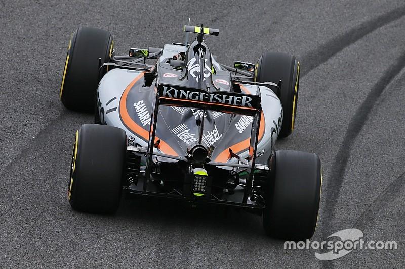 Novo carro da Force India passa nos testes de impacto
