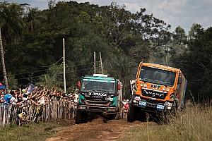 Dakar Noticias de última hora La odisea de 43 horas de Juvanteny, Criado y González