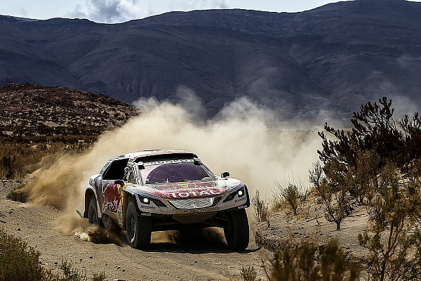 Peugeot sluit teamorders uit in Dakar