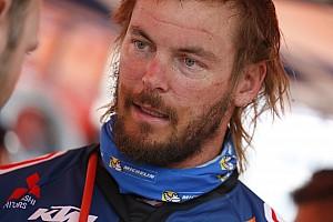 Dakar Noticias de última hora Toby Price sufre convulsiones durante la recuperación de su caída en el Dakar