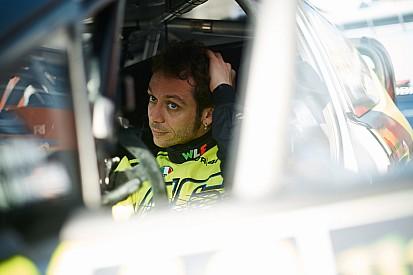 Rossi sufrió un accidente con su Audi RS6 durante las vacaciones