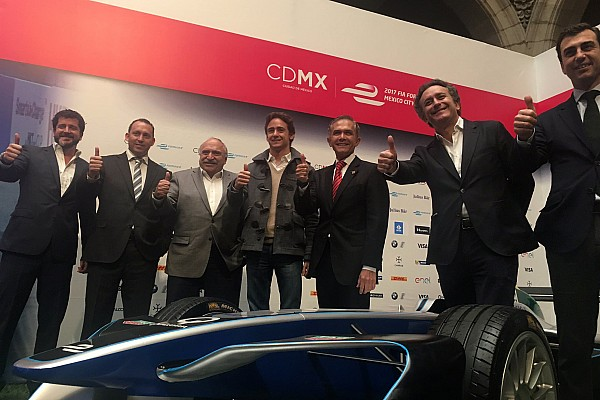 Esteban Gutiérrez all'ePrix di Mexico City e non soltanto...