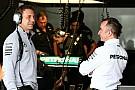 A Mercedes nem kommentálja Lowe távozását