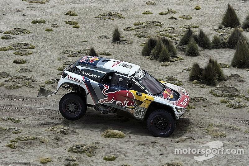 """Peterhansel - Loeb est """"prêt à gagner"""" le Dakar"""