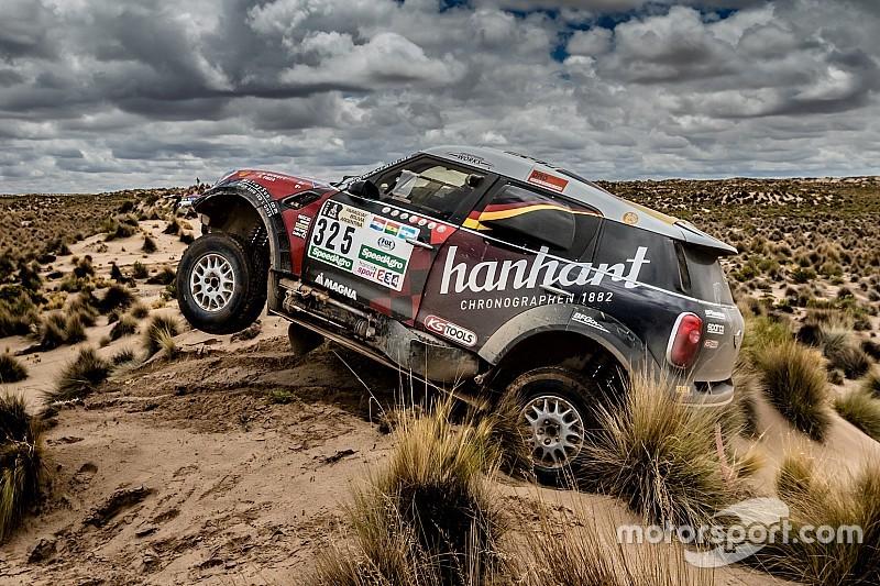 La etapa reina del Dakar también queda anulada