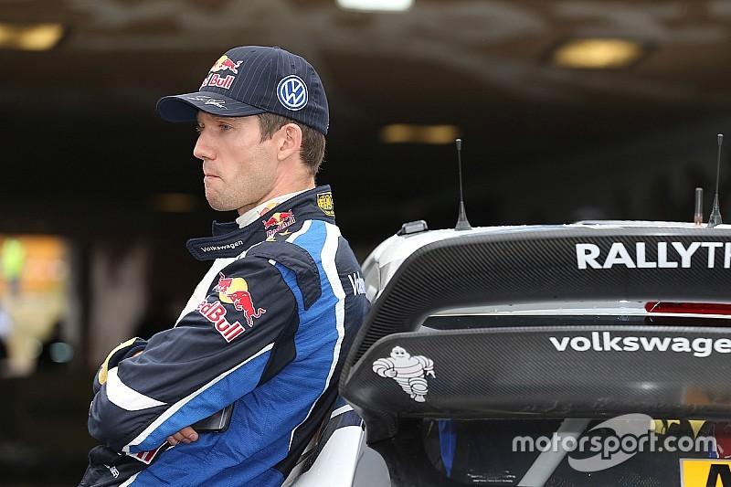 Sebastien Ogier: Unfall beim Test für die Rallye Monte Carlo