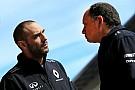 Вассер объяснил причины ухода из Renault F1