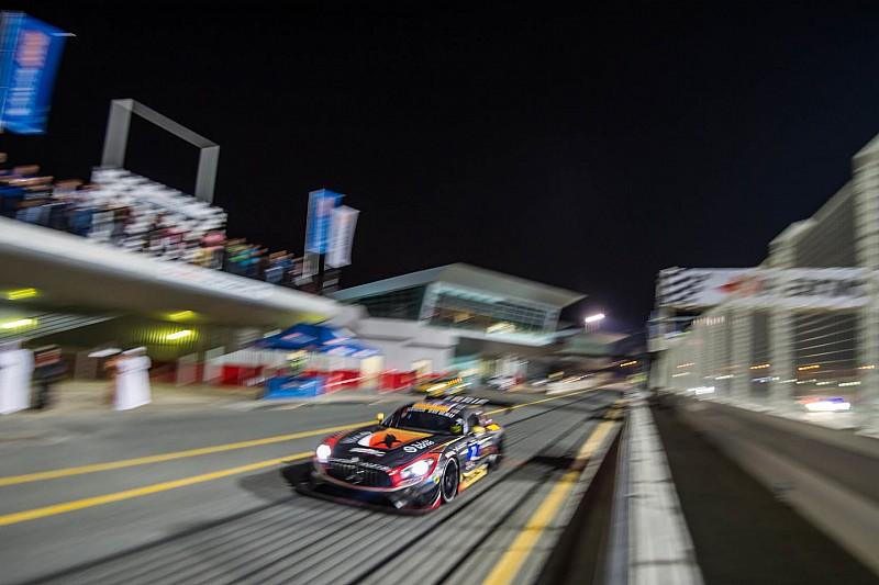 """سباق دبي 24 ساعة: بليكيمولين يحرز قطب الانطلاق الأول لصالح فريق """"بلاك فالكون"""""""