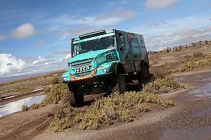 Dakar Intervista Dakar, Torrallardona: