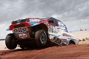 Dakar Nieuws Van Loon blij: