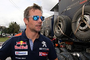 Dakar Réactions Une crevaison qui change tout pour Loeb
