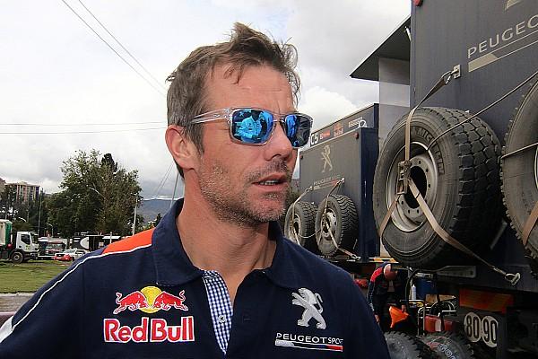 Sebastien Loeb nach Platz 2 bei Rallye Dakar: