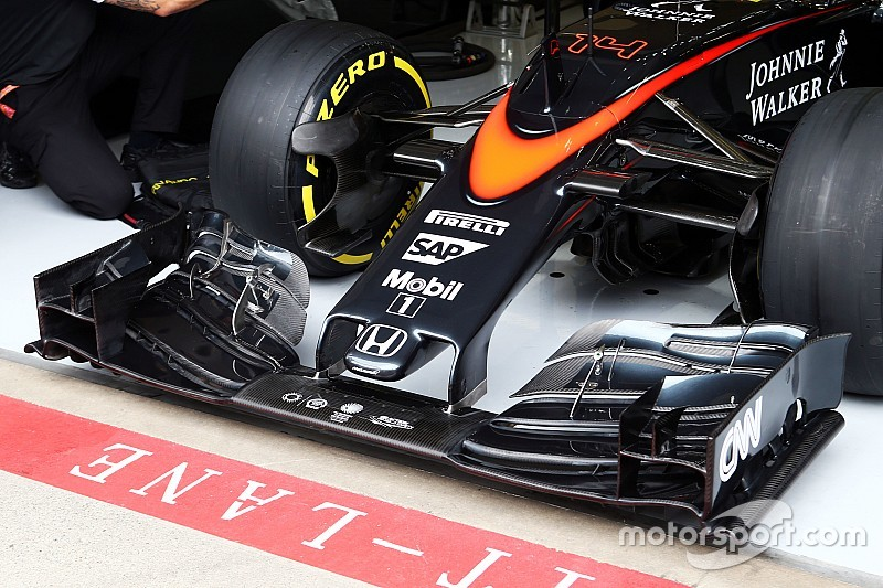 McLaren presentará su coche F1 2017 en febrero