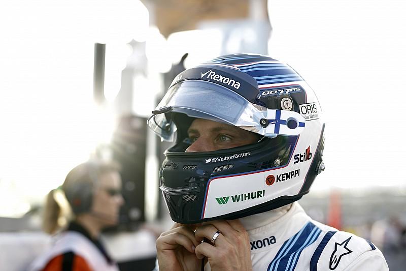 В интернете появились фотографии Боттаса в форме Mercedes