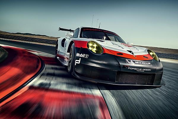Neuer Porsche 911 RSR vor Renndebüt in Daytona