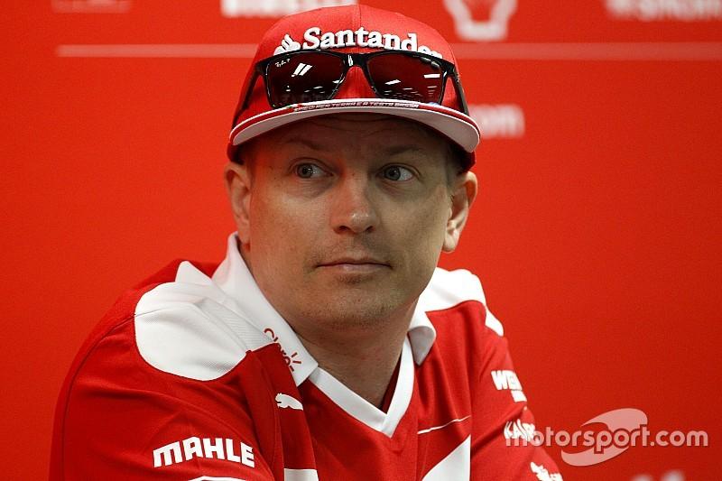 Raikkonen in Finland benoemd tot ambassadeur voor de sport