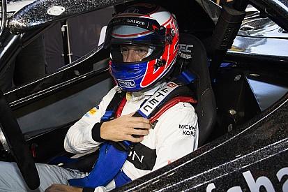 """Button a """"beaucoup à apprendre"""" en rallycross"""