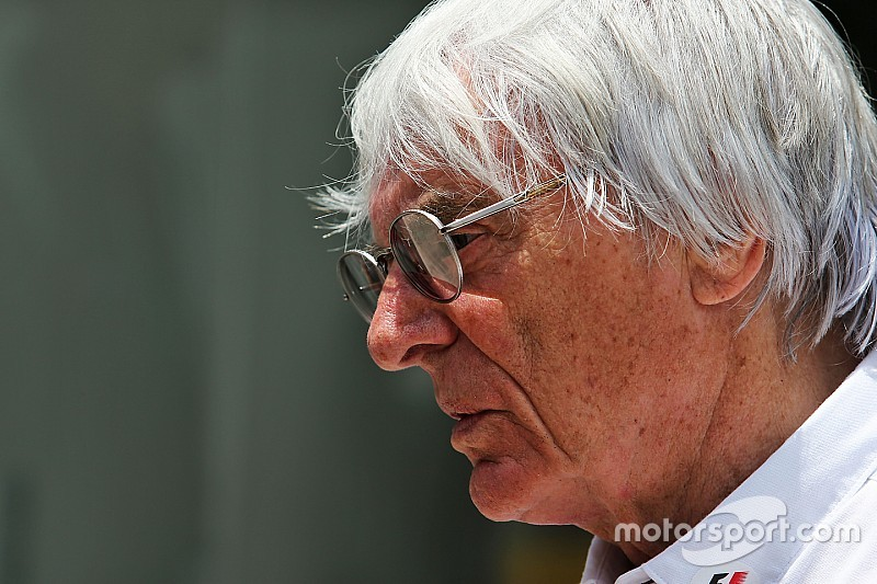 Ecclestone bevestigt dat hij stopt als Formule 1-baas