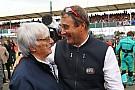 El mundo de la  F1 se despide de Bernie Ecclestone