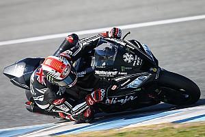WSBK Test Test Jerez, Day 2: Rea cade ma si conferma. Volano Savadori e Melandri!