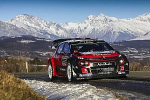 WRC Analyse Analyse: War Citroëns Scheitern bei der Monte mehr als ein Ausrutscher?