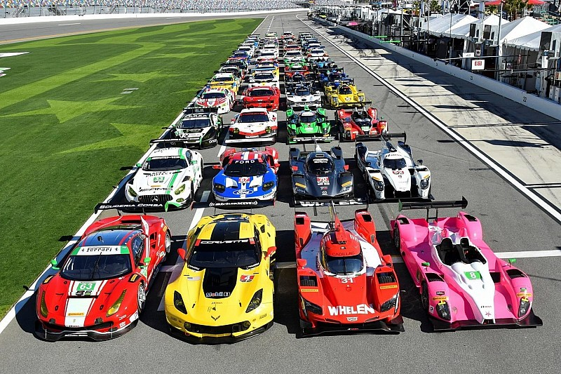 Motors TV transmitirá 16 horas en vivo de la Daytona 24