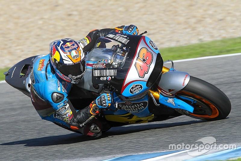Miller dice que recuperó el peso que tenía en Moto3