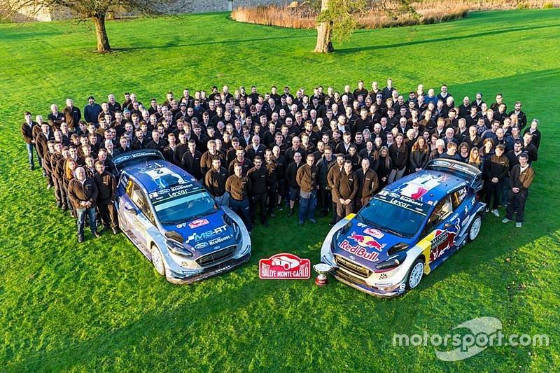 Ford pourrait revenir officiellement en WRC