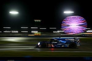 IMSA Rennbericht 24h Daytona nach 14 Stunden: LMP2 von VisitFlorida führt im Regen