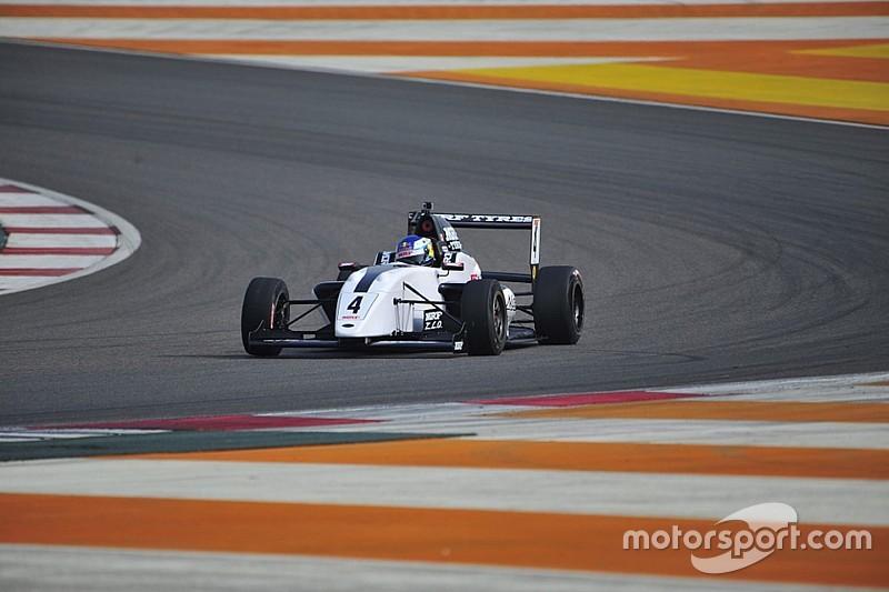 MRF Challenge Buddh: Newey juarai Race 4, Schumacher tersingkir
