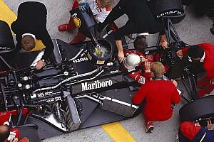 F1 Entrevista Así eran los test invernales de F1 hace 40 años
