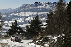 WRC Chronique Le tour du monde de Gabin Moreau: Monte-Carlo