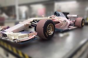 F1 Artículo especial Nuevas fotos del Manor dan pistas de cómo son los F1 de 2017