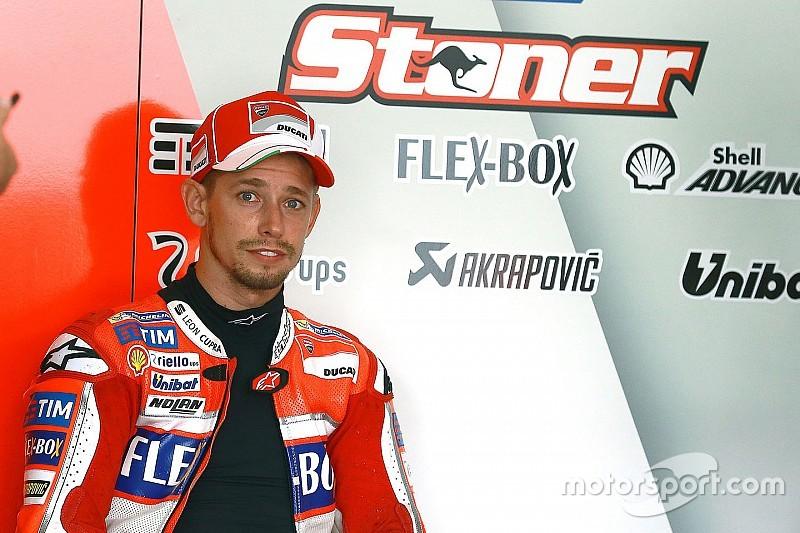 """Stoner: """"No sé si podré ayudar mucho a Lorenzo"""""""